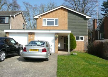 Thumbnail 4 bed detached house to rent in South Cottage Gardens, Chorleywood, Rickmansworth