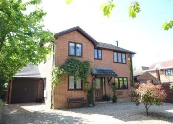 Thumbnail 4 bedroom detached house for sale in Hyde End Road, Spencers Wood, Reading