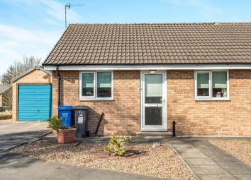 Thumbnail 2 bedroom bungalow for sale in Old Bakery Close, Old Whittington, Chesterfield, Derbyshire