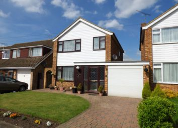Thumbnail 3 bed detached house to rent in Windsor Way, Rayleigh, Essex