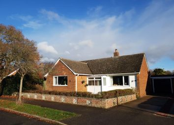 Thumbnail 2 bed detached bungalow for sale in Elm Avenue, Cherry Willingham, Lincoln