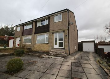 Thumbnail 3 bed semi-detached house for sale in Clough Lane, Halifax