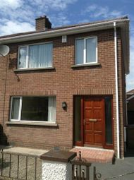 Thumbnail 3 bed semi-detached house to rent in Prince Edward Drive, Belfast