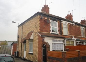 Thumbnail 2 bedroom end terrace house for sale in Clarence Avenue, Delhi Street, Hull