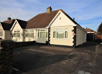Thumbnail 2 bed bungalow for sale in Chantry Avenue, Kempston, Bedford