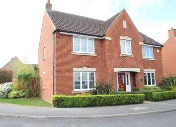 Thumbnail 4 bedroom detached house for sale in Bull Drive, Grange Farm, Kesgrave, Ipswich