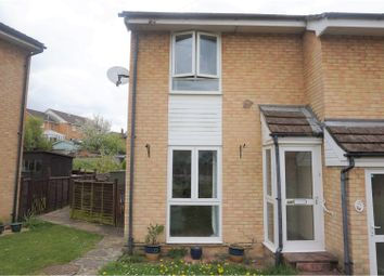 Thumbnail 2 bedroom end terrace house for sale in Osborne Road, East Cowes