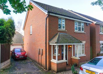Thumbnail 4 bed detached house for sale in Pool View, Walsall