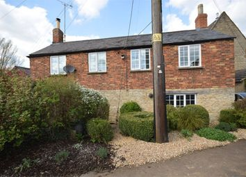 Thumbnail 3 bed detached house for sale in The Leys, Roade, Northampton