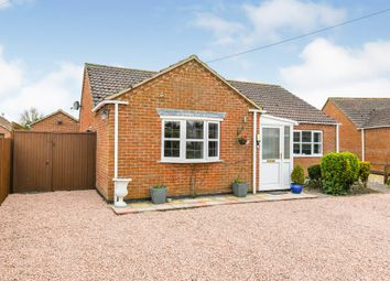 Thumbnail 3 bed detached bungalow for sale in Church Lane, Wrangle, Boston