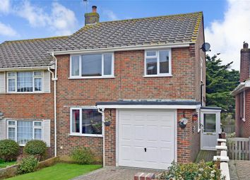 Thumbnail 3 bed semi-detached house for sale in Cissbury Avenue, Peacehaven, East Sussex