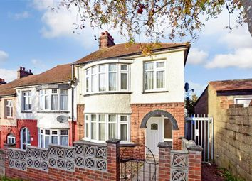 Thumbnail 3 bed end terrace house for sale in Arthur Road, Rochester, Kent