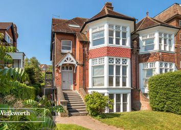 Thumbnail 2 bed flat for sale in Highcroft Villas, Brighton, East Sussex