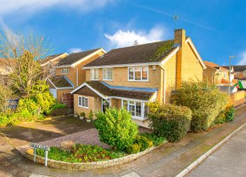 Thumbnail 5 bed detached house for sale in Grace Court, Burton Latimer, Kettering