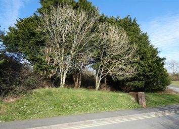 Thumbnail Land for sale in Glenfields Road, Haverfordwest