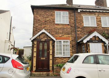 Thumbnail 2 bed terraced house for sale in Montague Road, Uxbridge