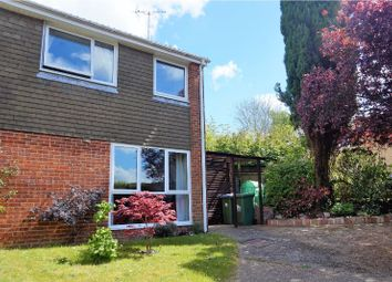 Thumbnail 3 bed semi-detached house for sale in Wryneck Close, Southampton