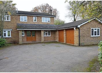 Thumbnail 5 bedroom detached house for sale in Lodge Park, Whittlebury