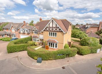 Thumbnail 6 bedroom detached house for sale in The Thatchers, St Michaels Mead, Bishop's Stortford