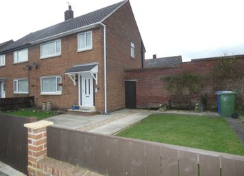 Thumbnail 3 bed semi-detached house for sale in Ambleside Close, Seaton Delaval, Tyne & Wear