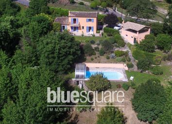 Thumbnail 4 bed property for sale in Le Bar-Sur-Loup, Alpes-Maritimes, 06620, France