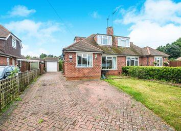 Thumbnail 2 bedroom semi-detached house for sale in Headington Road, Maidenhead