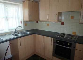 Thumbnail 2 bed end terrace house to rent in Oil Mill Lane, Wisbech, Cambs