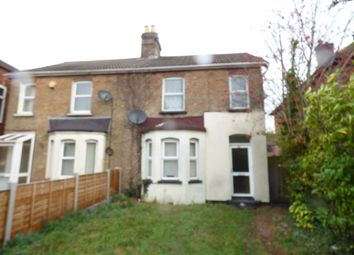 Thumbnail 1 bed flat to rent in Ashley Road, Parkstone Poole