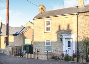 Thumbnail 3 bed end terrace house for sale in Bridge Road, Stoke Ferry, King's Lynn