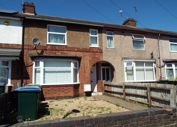 Thumbnail 3 bed terraced house to rent in Yelverton Road, Radford