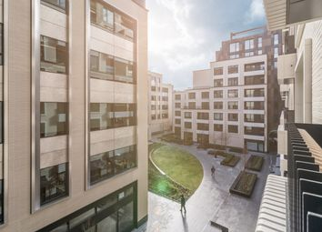 Thumbnail 3 bed flat for sale in Rathbone Place, London