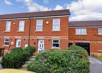 Thumbnail 3 bed terraced house for sale in The Greenway, Hull