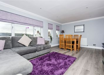Thumbnail 2 bedroom maisonette for sale in Ethelburga Road, Romford
