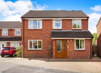 Thumbnail 5 bed detached house for sale in Cambrian Drive, Yate, Bristol
