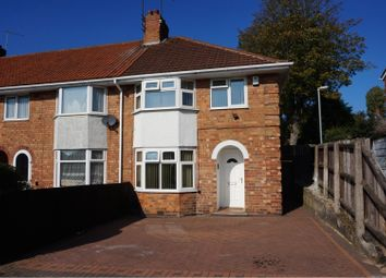 Thumbnail 3 bed end terrace house for sale in College Road, Birmingham