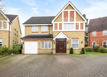 Thumbnail 5 bed detached house for sale in Rees Drive, Stanmore