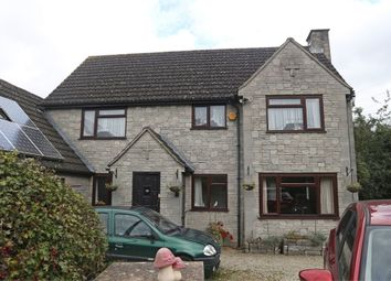 Thumbnail 4 bed detached house for sale in Dianmer Close, Hook, Swindon, Wiltshire