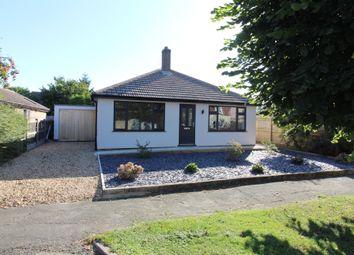 Thumbnail 3 bed detached bungalow for sale in Thetford Avenue, Baston, Peterborough