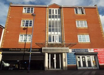 Thumbnail 1 bed flat to rent in Cricklade Road, Swindon