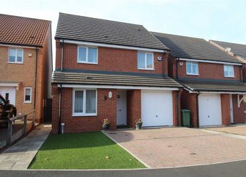 Thumbnail 3 bedroom detached house for sale in Alexandra Chase, Cramlington