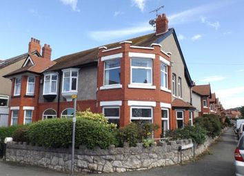 Thumbnail 1 bed flat for sale in Rhos Road, Rhos On Sea, Colwyn Bay, Conwy