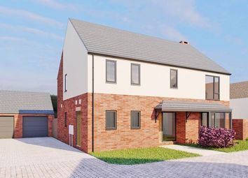Thumbnail 4 bed detached house for sale in Plot 9, Moorcroft Farm, Crowle