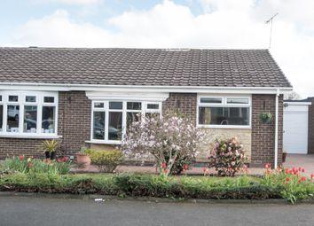 Thumbnail 2 bed semi-detached bungalow for sale in Hartburn Drive, Chapel Park