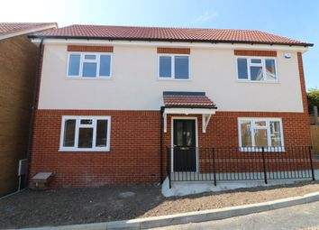 Thumbnail 4 bed detached house for sale in Hendon Gardens, Romford