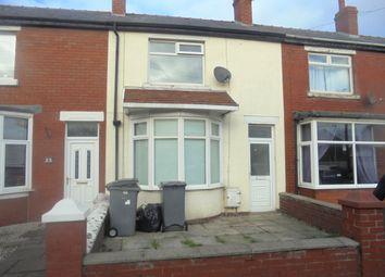 Thumbnail 2 bedroom terraced house for sale in Marsden Road, Blackpool
