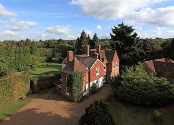 Thumbnail 6 bedroom detached house for sale in Common Road, Ightham, Sevenoaks, Kent