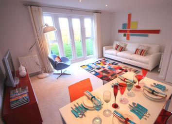"Thumbnail 3 bedroom detached house for sale in ""Falmouth 1"" at Ponds Court Business, Genesis Way, Consett"