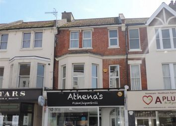 Thumbnail 4 bedroom maisonette for sale in Western Road, Bexhill On Sea, East Sussex