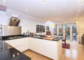 Thumbnail 4 bed terraced house for sale in Churchill Road, Willesden Green, London