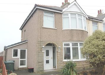 Thumbnail 3 bed property to rent in Tranmere Crescent, Heysham, Morecambe
